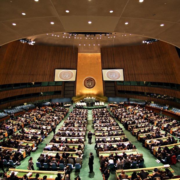 Как я произнесла речь с трибуны Генеральной Ассамблеи ООН — Личный опыт на The Village Казахстан