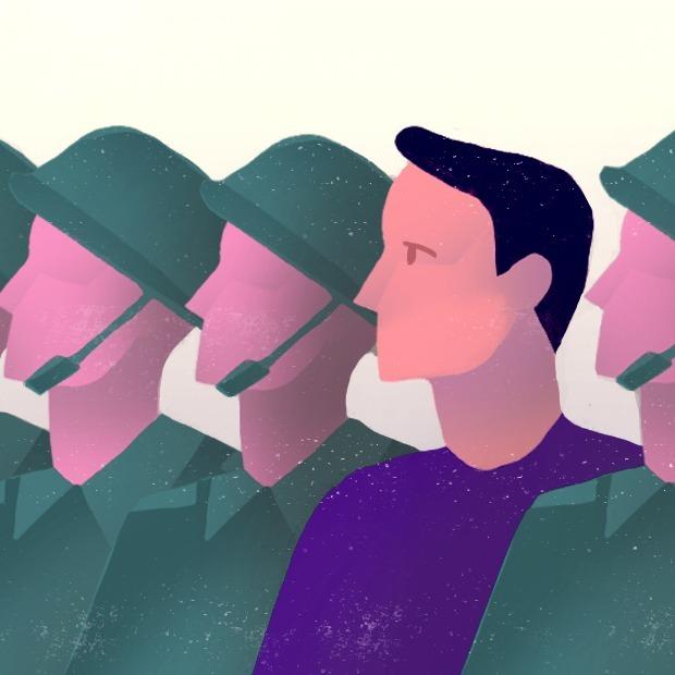 «Я готов набить тату на лице»: Казахстанцы о нежелании служить в армии — Люди в городе на The Village Казахстан