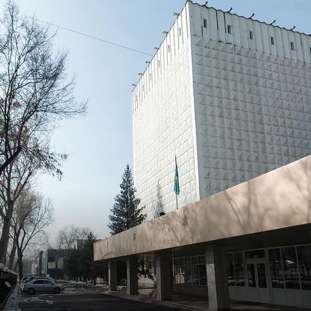 «Я работаю в Архиве президента»  — Где ты работаешь на The Village Казахстан