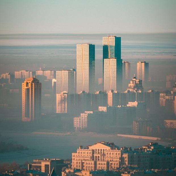 Город, который смог: Что происходит с воздухом в Астане? — Ситуация на The Village Казахстан