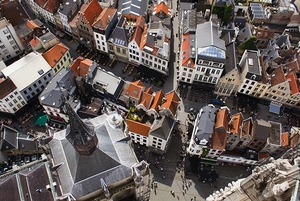 Шесть причин бросить все и уехать в Антверпен