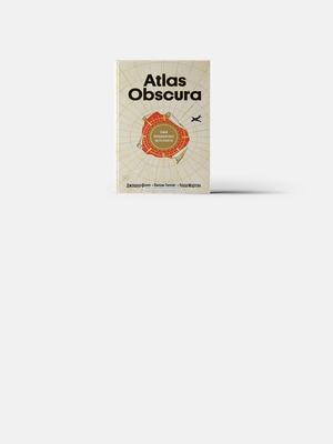 «Atlas Obscura»: самые необыкновенные места планеты