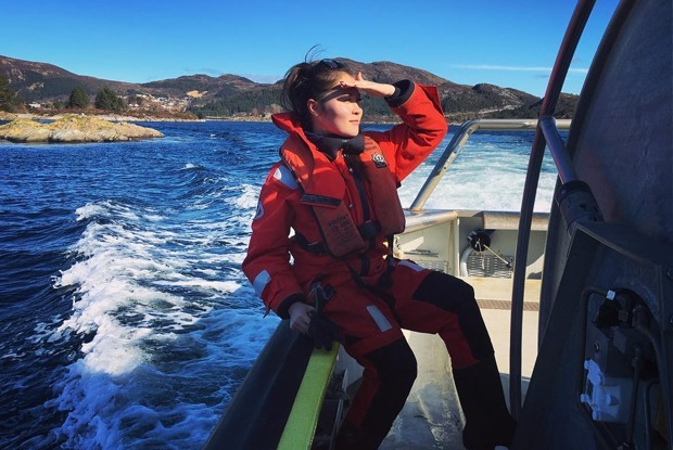 «Я работала на корабле в Мексиканском заливе»: История 22-летней казахстанки