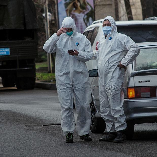 Жительница ЖК «Сункар» о карантине: «Страшно из-за неизвестности»