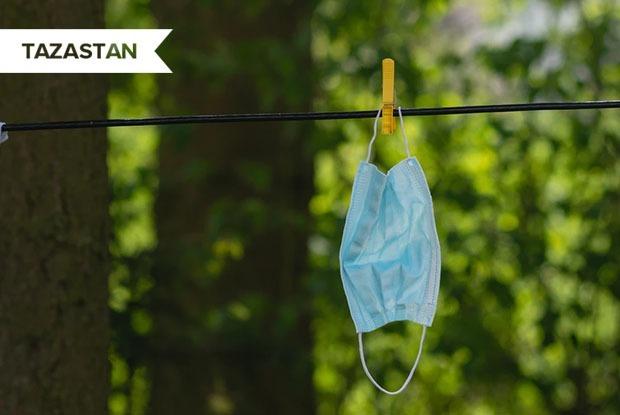 Как правильно утилизировать маски, респираторы и перчатки — Инструкция на The Village Казахстан