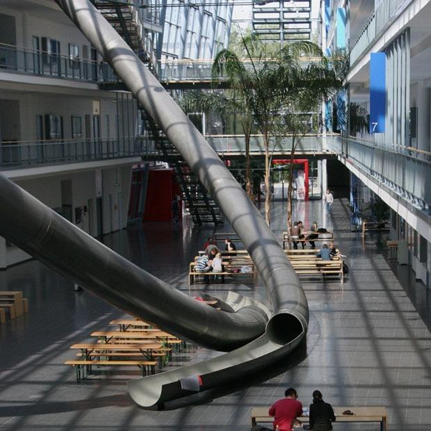Я учусь в Мюнхенском техническом университете — одном из лучших по техническим и естественным наукам