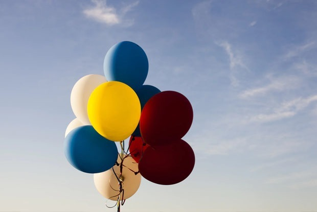 Отказаться от воздушных шаров на праздниках — Хорошая привычка на The Village Казахстан