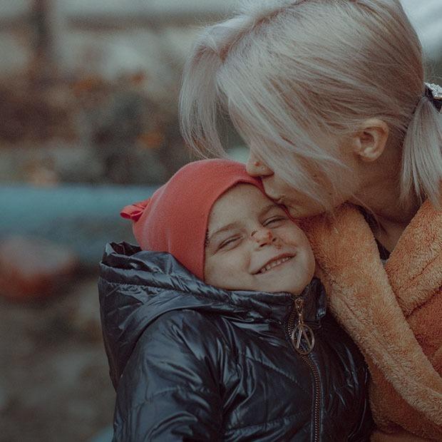 Моя дочь — бабочка: Как живет ребенок с буллезным эпидермолизом — Личный опыт на The Village Казахстан