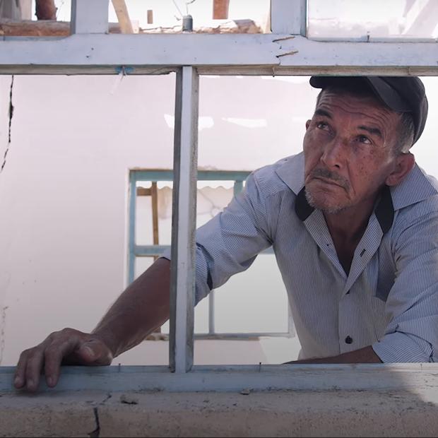 Как восстанавливают дома в Арысе? — Ситуация на The Village Казахстан