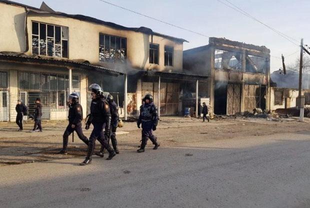 Масанчи ауылында не болды: Ұлтаралық жанжал ма, тұрмыстық деңгейдегі жаппай тәртіпсіздік пе?  — Qazaqsha на The Village Казахстан