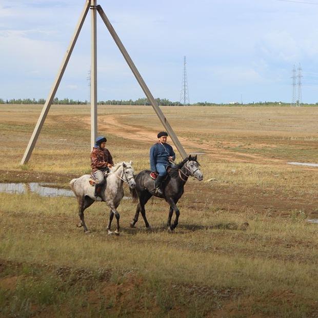 Вне капитолия: История журналиста, который посетил 22 поселка возле Астаны — Личный опыт на The Village Казахстан