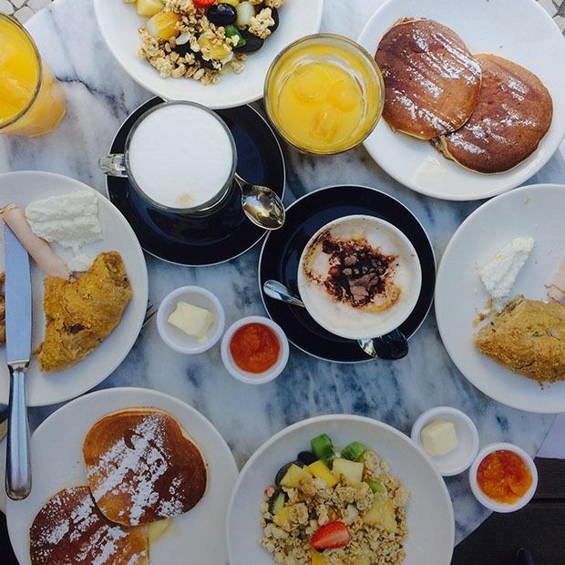 12 мест для завтрака в Астане — Гид The Village на The Village Казахстан