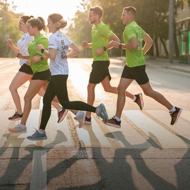 Почему люди участвуют в марафонах? — Здоровье на The Village Казахстан