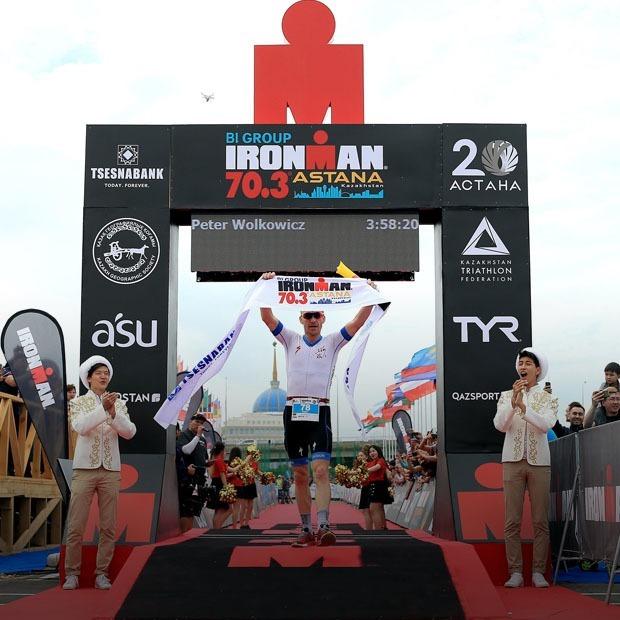 «Кто ты без своего костюма?»: Участники Ironman Astana — о тратах и подготовке  — Люди в городе на The Village Казахстан