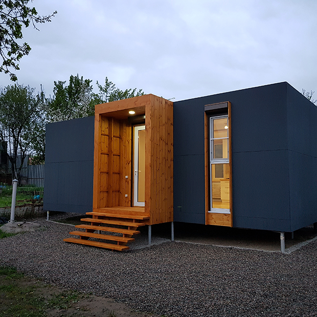 Mobilar: Дархан Амантаев — о том, как строить модульные дома за месяц