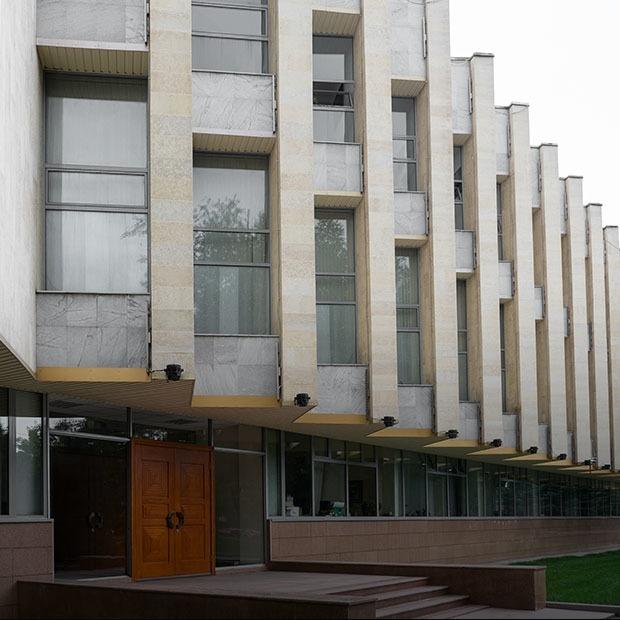 Я работаю в музее имени Кастеева — Где ты работаешь на The Village Казахстан