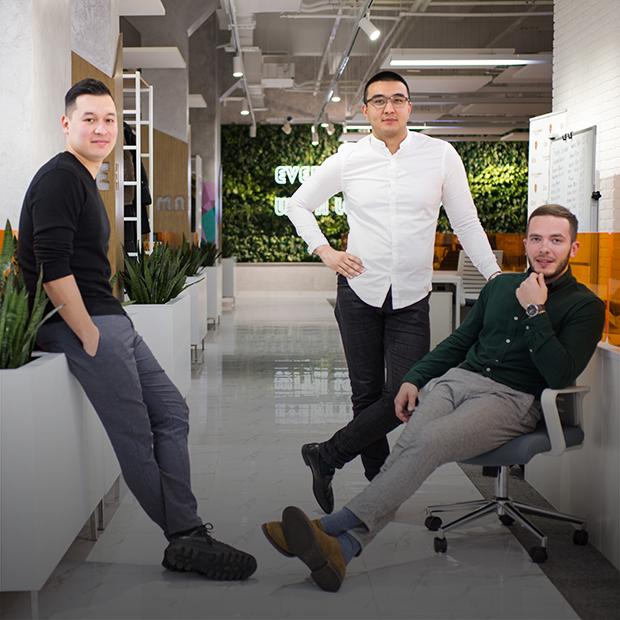 Soyleu: как трое парней решили сделать казахский язык модным  — Предприниматели на The Village Казахстан