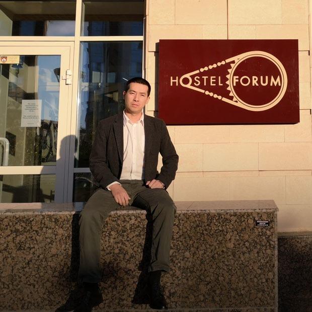 Хостел Forum: Как юрист бросил карьеру и создал хостел уровня бизнес-класс  — Предприниматели на The Village Казахстан