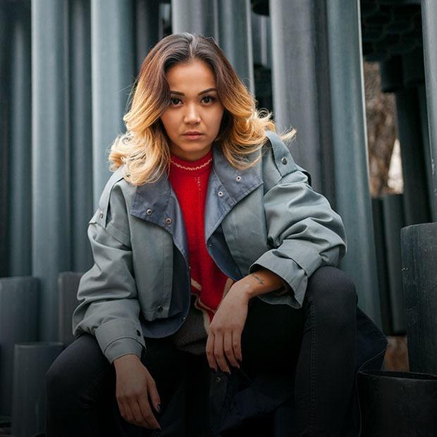 «Ты же девушка, сиди дома и вари борщи»: Аида Гайстенова — о клубе «Енисей» и женском футболе  — Люди в городе на The Village Казахстан