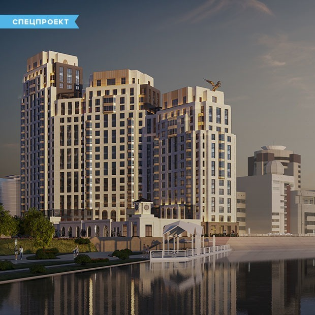 Почему стоит купить апартаменты в жилом комплексе Esil Riverside? — Спецпроекты на The Village Казахстан