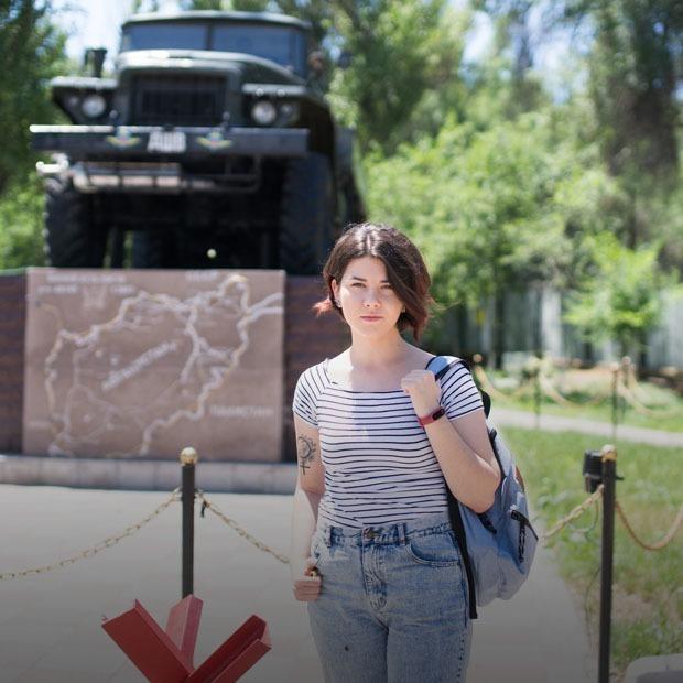 Алматинцы из разных районов — Люди в городе на The Village Казахстан