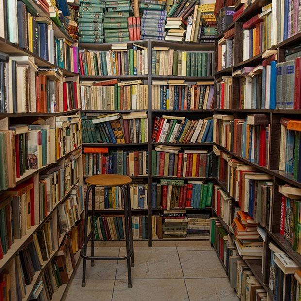 «Букинист» — о магии печатных книг и сложностях ведения бизнеса на карантине — Бизнес на карантине на The Village Казахстан