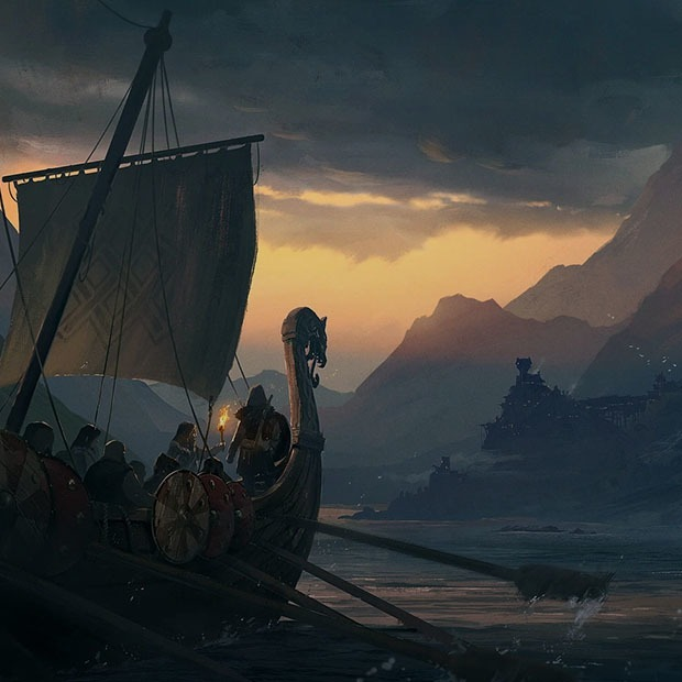 Скейтбординг или морские набеги с викингами: Игры этой осени — Игры на The Village Казахстан
