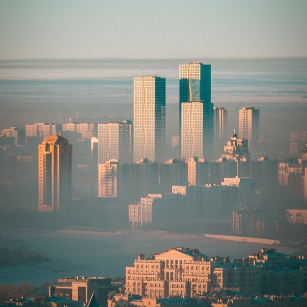 Город, который смог: Что происходит с воздухом в Астане?