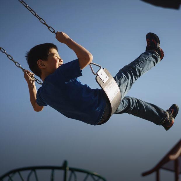 Проект недели: Как создать инклюзивную детскую площадку? — Люди в городе на The Village Казахстан