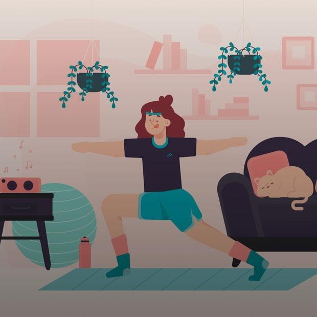 Как начать тренироваться в домашних условиях — Здоровье на The Village Казахстан