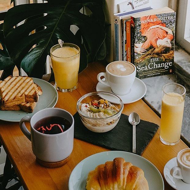 17 мест для завтрака в Алматы — Гид The Village на The Village Казахстан