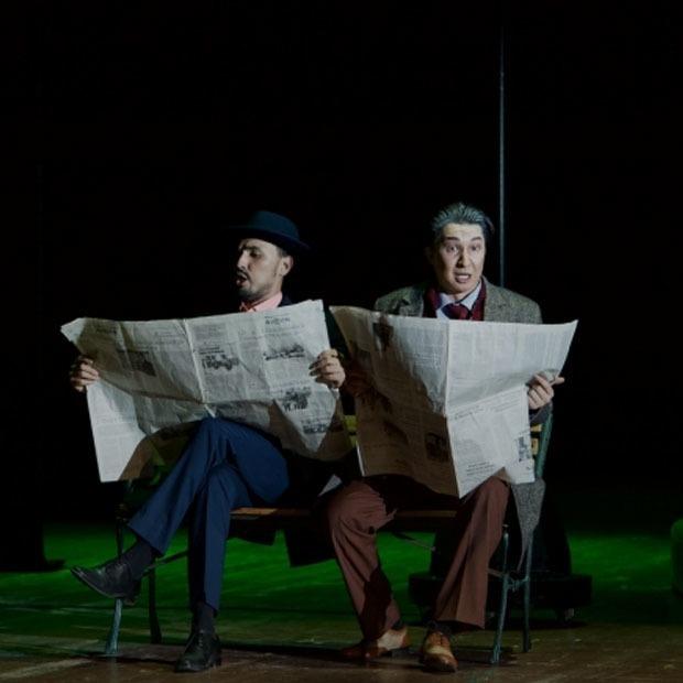 Джаз, лекция про искусство и опера «Дон Паскуале»  — Гид The Village на The Village Казахстан