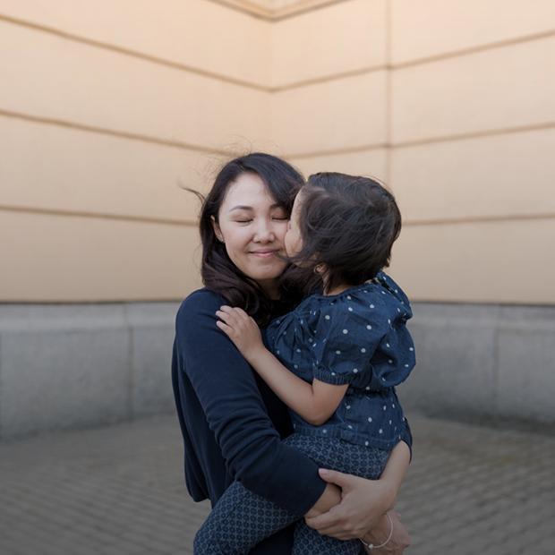 «Самое сложное – избежать угрызений совести»: Мольдер Айдаш — о карьере и материнстве