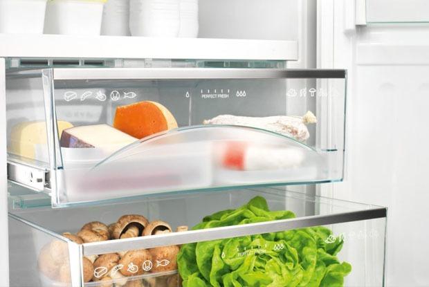 Хранить продукты в холодильнике правильно