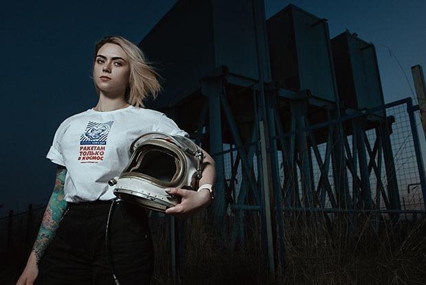 Вдохновляющие футболки от Baikonur — Покупка недели на The Village Казахстан