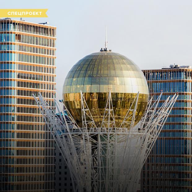 Офис будущего: Как выглядит Talan Towers Executive Hub  — Офис на The Village Казахстан