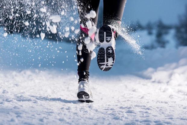 Как бегать зимой?  — Есть вопрос на The Village Казахстан