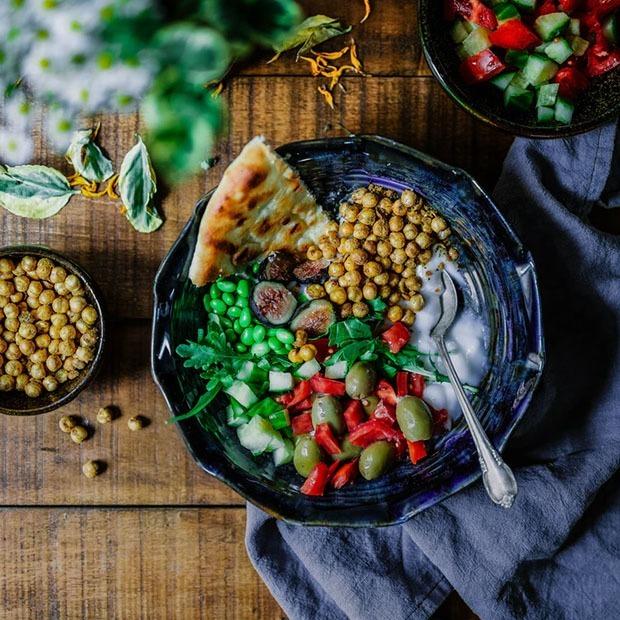 Вегетаринские и веганские блюда: 5 мест в столице, где их можно найти — Гид The Village на The Village Казахстан