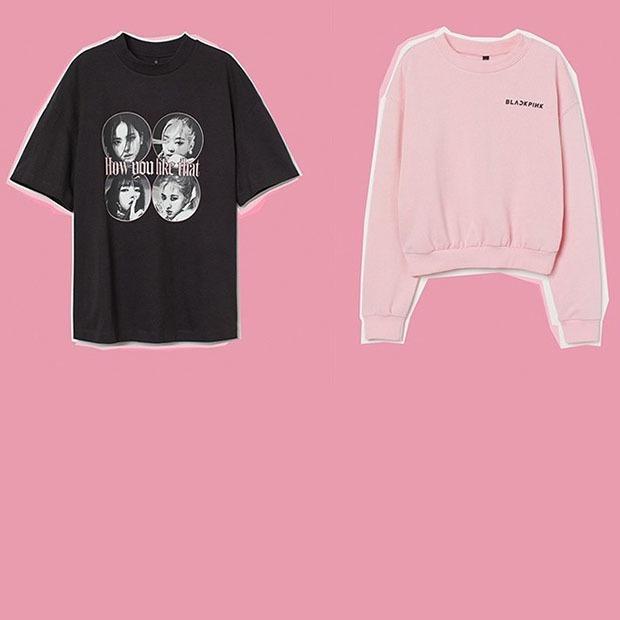 Новый стиль: Мерч от Blackpink, бренд Фиби Файло и коллаборация Comme des Garçons с Nike — Вещи на The Village Казахстан