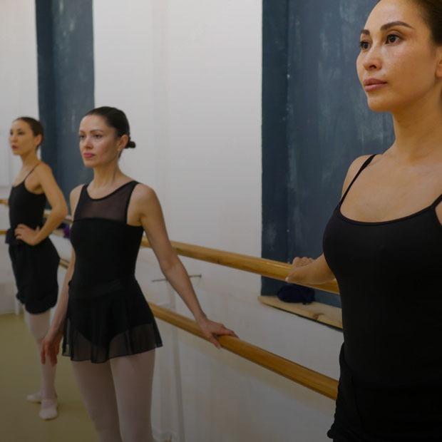 Open Ballet Studio — как люди всех возрастов танцуют балет онлайн — Бизнес на карантине на The Village Казахстан
