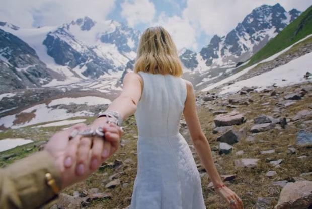 Где и как Айсултан Сеитов снимал видео для #Followmeto — Искусство на The Village Казахстан