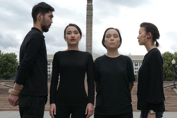 Искусство протеста: Семь видео казахстанской весны — Видео на The Village Казахстан