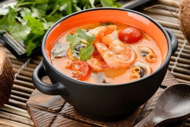 Пять горячих супов для зимы