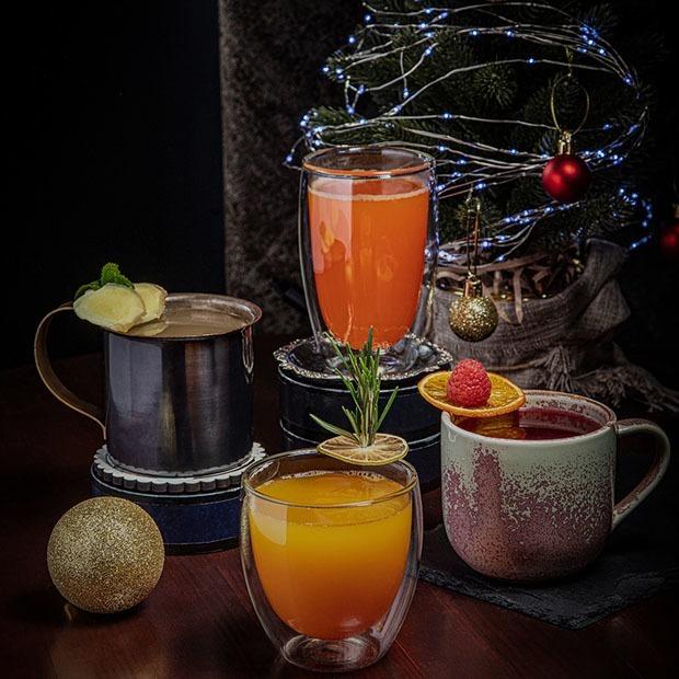 4 горячих алкогольных и безалкогольных коктейля на зиму — Рецепты шефов на The Village Казахстан