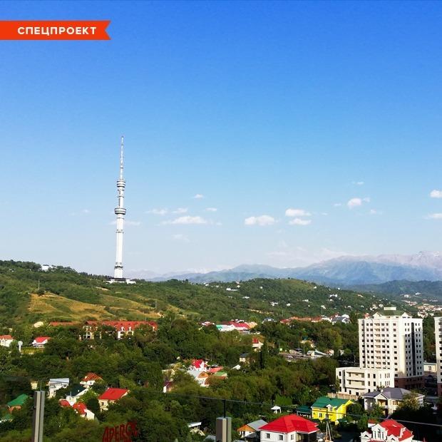 12 мест, чтобы стать алматинцем — Гид The Village на The Village Казахстан