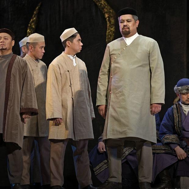 «Муз. культура», Опера «Абай» и выставка китайского искусства — Выходные в городе на The Village Казахстан