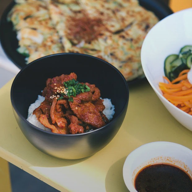 10 мест с настоящей корейской кухней в Алматы  — Гид The Village на The Village Казахстан
