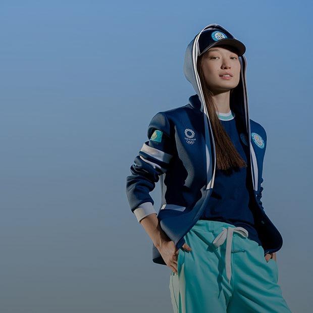 Я придумала олимпийскую форму для сборной Казахстана