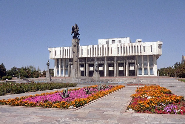 Гид по Бишкеку