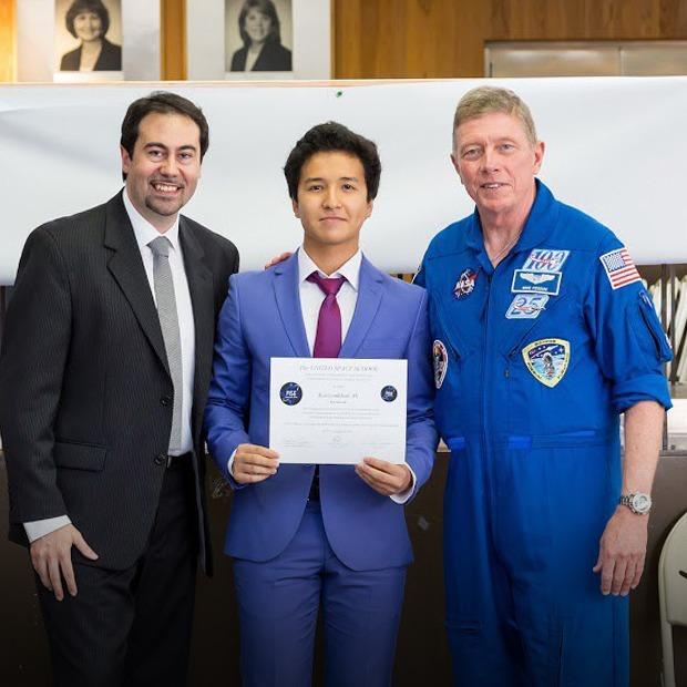 Я учился в NASA United Space School — Личный опыт на The Village Казахстан